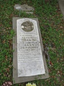 Theodore Buxkemper