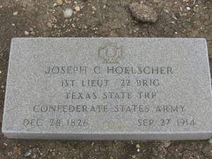 Joseph Hoelscher Milt